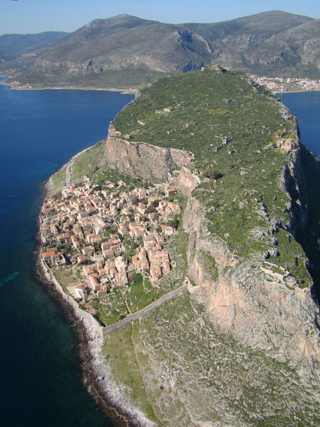 Luxury 5 Star Hotel Monemvasia Greece Kinsterna Hotel